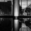 Architectural Reflecting Pool by John McArthur