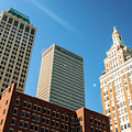 Architecture and Skyscrapers of the Tulsa Skyline by Gregory Ballos