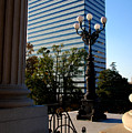 Architecture In Columbia Sc by Susanne Van Hulst