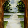 Archway by Michael Vigliotti