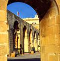 Archway Upper Barracca Gardens by Thomas R Fletcher