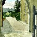 Archway Villa Mandri by Robert Bowden