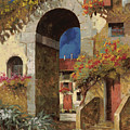 Arco Al Buio by Guido Borelli