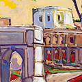 Arco Di Romano by Kurt Hausmann