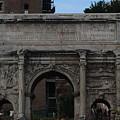 Arco Di Settimio Severo by Tammy Mutka