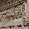 Arco Di Tito Relief by Tammy Mutka