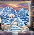 Arctic Bears Coming by Jan Patrik Krasny
