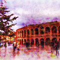 Arena Di Verona by Darin Williams
