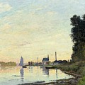 Argenteuil, Late Afternoon by Mark Carlson