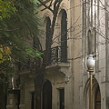 Argentinian Street Lamp by Lucrecia Cuervo