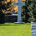 Argonne Cross Memorial by William Rogers