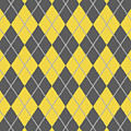 Argyle Diamond With Crisscross Lines In Pewter Gray N05-p0126 by Custom Home Fashions