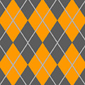 Argyle Diamond With Crisscross Lines In Pewter Gray T03-p0126 by Custom Home Fashions