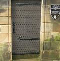Argyle Tower Door by Jean Noren