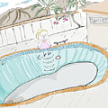 Arial Skates Pools by Arial Starr