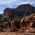 Arizona Canyon One by Christine Oleson