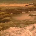 Arizona Cloudscape II by Angela L Walker