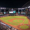 Arizona Diamondbacks Baseball 2591 by David Haskett II