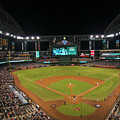 Arizona Diamondbacks Baseball 2639 by David Haskett II