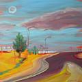 Arizona Highway 1 by Pam Van Londen