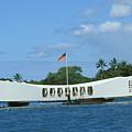 Arizona Memorial by Bob Abraham - Printscapes