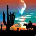 Arizona Skies by Ken Walker