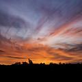 Arizona Sunset by Jan Hagan