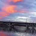 Arizona Tempe Town Lake by Jill Reger