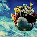 Arky  Noah's Ark by Bob Orsillo