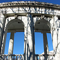 Arlington Amphitheater From The Outside by Cora Wandel