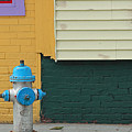 Arlington Hydrant by Art Ferrier