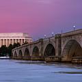 Arlington Memorial Bridge by Joshua Lebenson