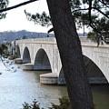Arlington Memorial Bridge by Jost Houk