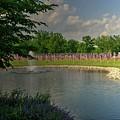 Arlington Memorial Gardens by Paul Lindner