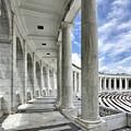 Arlington National Cemetery - Memorial Amphitheater by Brendan Reals