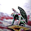 Armeggedon Gargoyle by Jim DeLillo