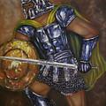 Armor Of God Ephesians  by Sheri Shirangi