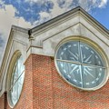 Armstrong University Tower by Linda Covino