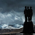 Army Commando Memorial  by Joy Newbould