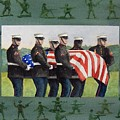 Army Men by Haldy Gifford