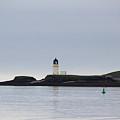 Arnish Point Light by Rasma Bertz