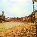 Arno Pisa Italia by Asbjorn Lonvig