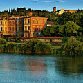 Arno River by Harry Spitz