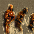 Arnold Classic Brazil 2015 In Rio De Janeiro  by Don Kuing