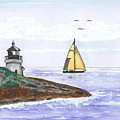 Around The Bend Sailboat by Sea Sons Home and Life