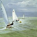 Around The Buoy by Timothy Easton