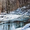 Around The Snow Bend by Robin Lynne Schwind
