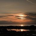 Arran Sunset by Sam Smith