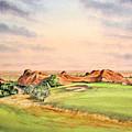 Arrowhead Golf Course Colorado Hole 3 by Bill Holkham