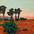 Arroyo Grande Vista by Deborah Hildinger